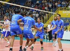 Vôlei: EMS Taubaté FUNVIC vence a segunda na Superliga