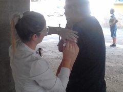 Vacinação de gripe tem horário estendido em algumas unidades de Taubaté