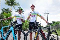 Ciclistas da equipe de Pindamonhangaba brilham em provas pela região
