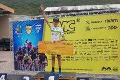 Jovem ciclista da FUNVIC é campeão em Minas Gerais