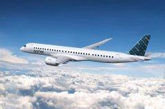 Embraer firma contrato bilionário com a empresa Porter Airlines para venda de 80 jatos